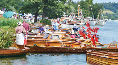 The Thames Traditional Boat Festival